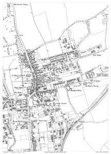 Old Maps of Hertfordshire