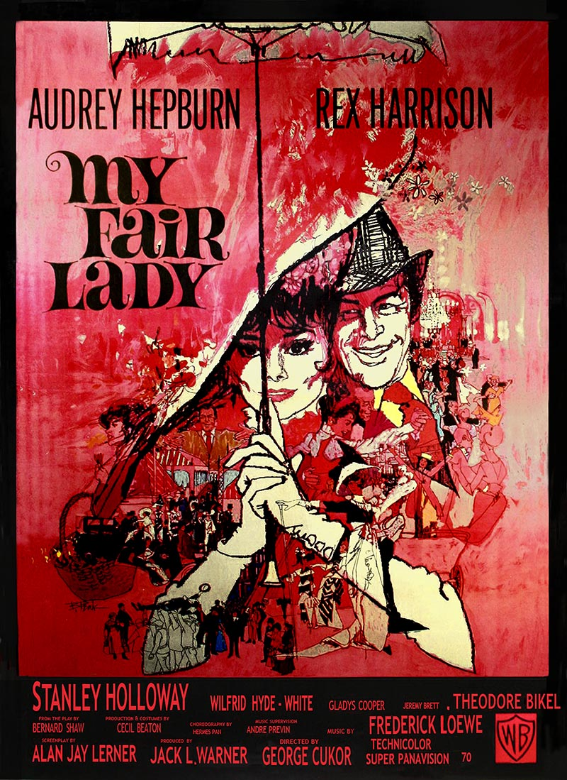 a segmentation chart of my fair lady by george cukor My fair lady - george cukor [blu-ray] on golden discs.