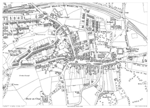 Old Maps of Sussex